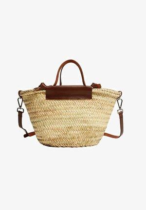 Shopping Bag - mittelbraun