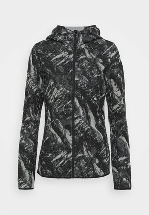ELEMENTAL ZIP HOOD - Zip-up hoodie - black
