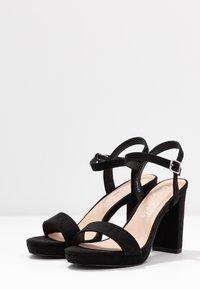 New Look - QUEEN - High heeled sandals - black - 4
