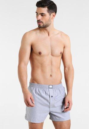 Boxer shorts - blau hell melange