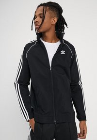 adidas Originals - Let jakke / Sommerjakker - black - 0
