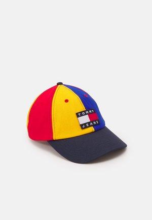 HERITAGE CAP COLOR BLOCK - Kšiltovka - blue