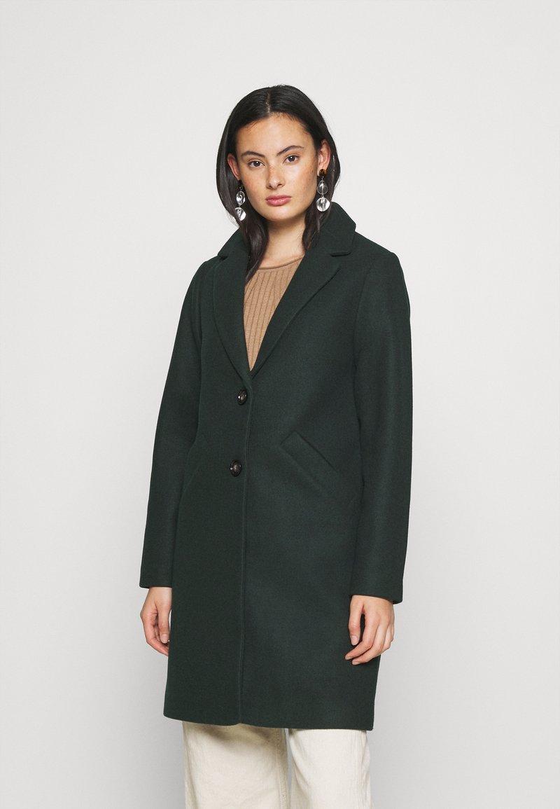 ONLY - ONLVERONICA COAT - Klasický kabát - scarab