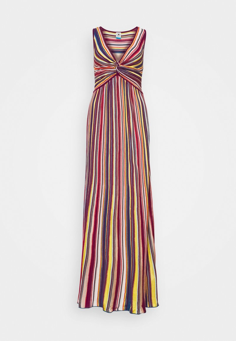 M Missoni - SLEEVELESS LONGDRESS - Maxi šaty - multicolor