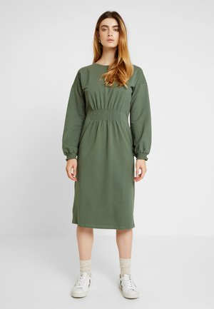 ELSE DRESS - Day dress - thyme
