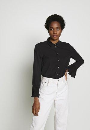ONLNILLA - Skjorte - black