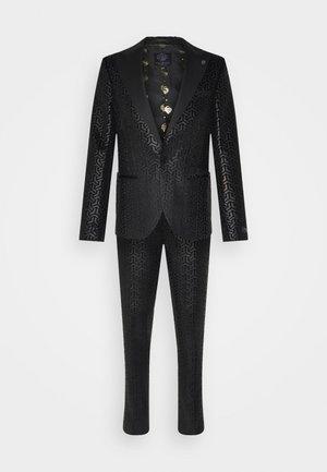 CHAKA SUIT - Suit - black