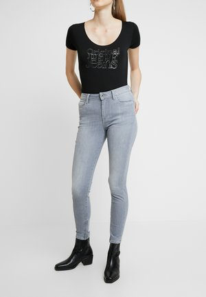 HIGH - Jeans Skinny Fit - denim