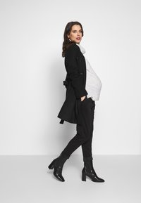 Cotton On - MATERNITY SLOUCHY ROLL NECK - Trui - silver marle - 1