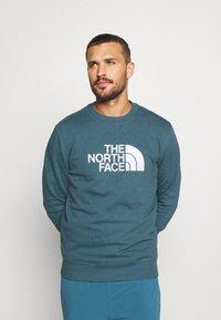 The North Face - DREW PEAK CREW - Mikina - blue - 0