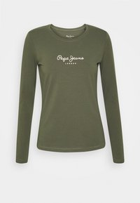 Pepe Jeans - NEW VIRGINIA - Long sleeved top - forest green - 0