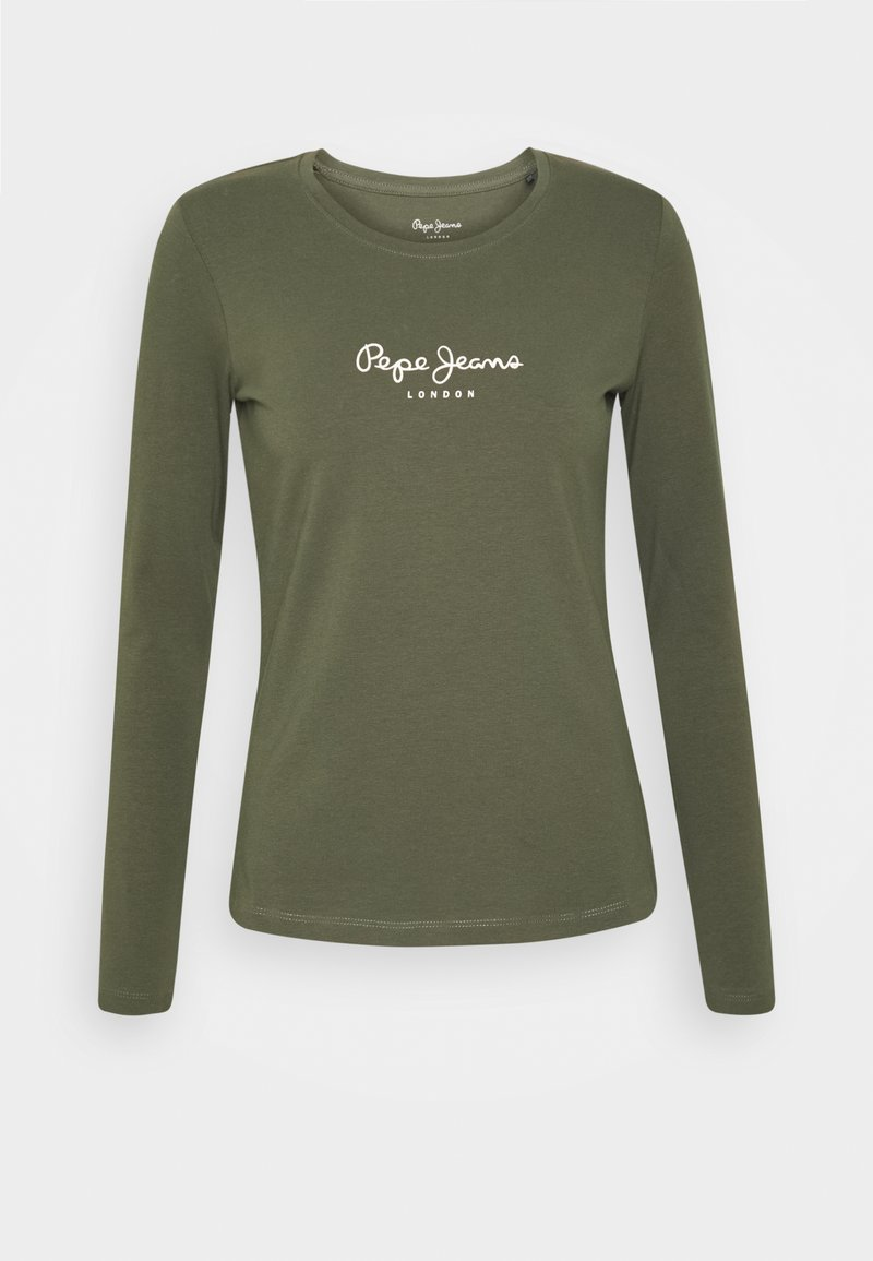 Pepe Jeans - NEW VIRGINIA - Long sleeved top - forest green