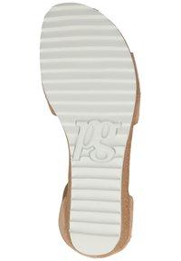 Paul Green - Platform sandals - beige 006 - 6