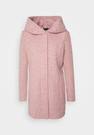 ONLNEWSEDONA COAT - Short coat - burlwood