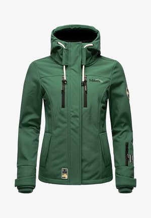 Outdoor jacket - dusty green