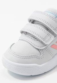 adidas Performance - TENSAUR UNISEX - Sports shoes - dash grey/glowpink/bright cyan - 2