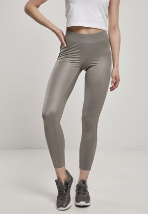 Leggings - Trousers - asphalt