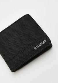 PULL&BEAR - Wallet - black - 3