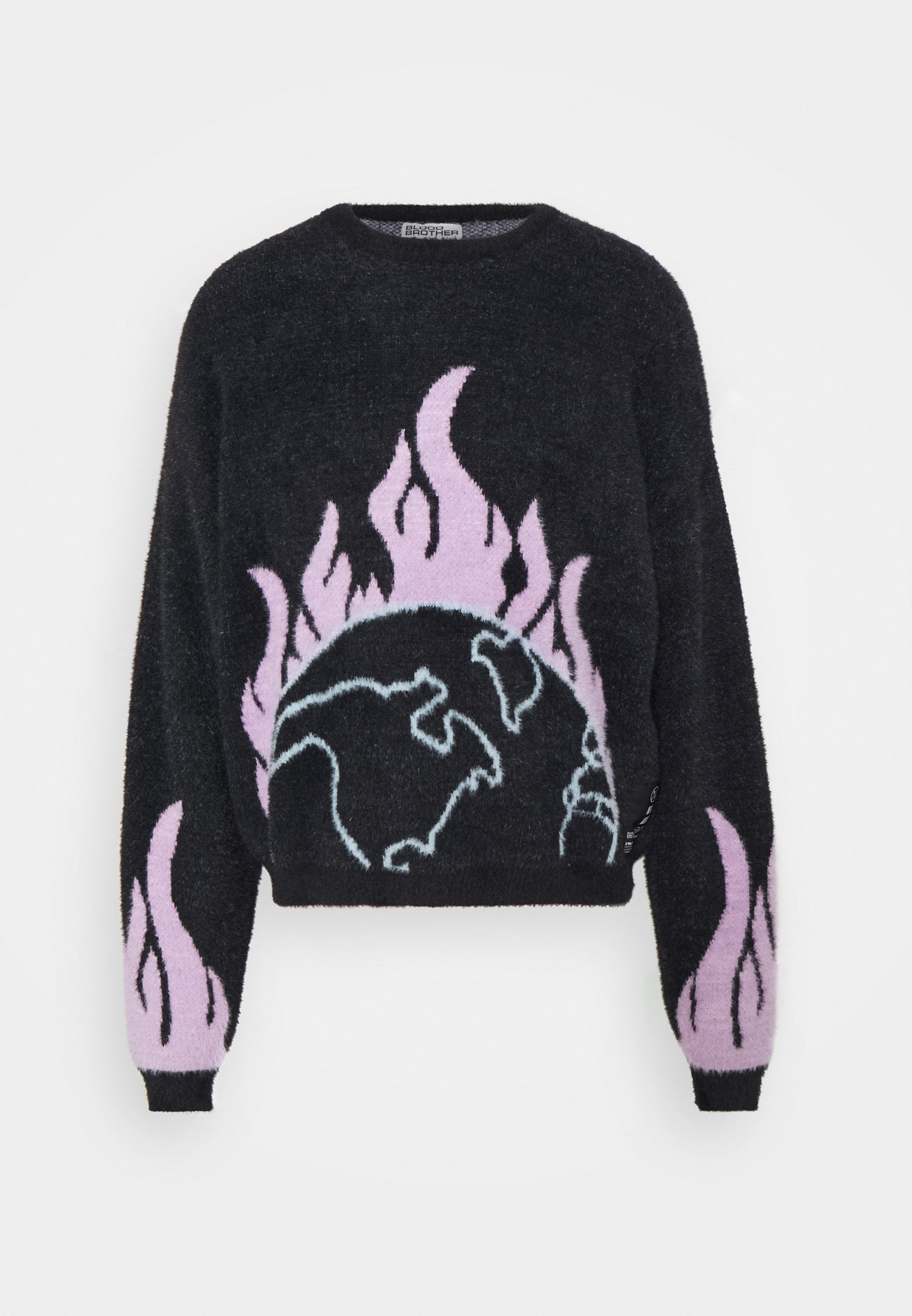 Homme PLACEMENT FLUFFYKNIT UNISEX - Pullover