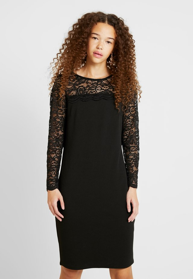 YOLK DRESS - Cocktail dress / Party dress - black