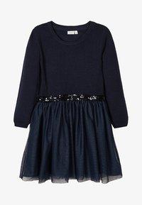Name it - Cocktailkleid/festliches Kleid - dark sapphire - 0