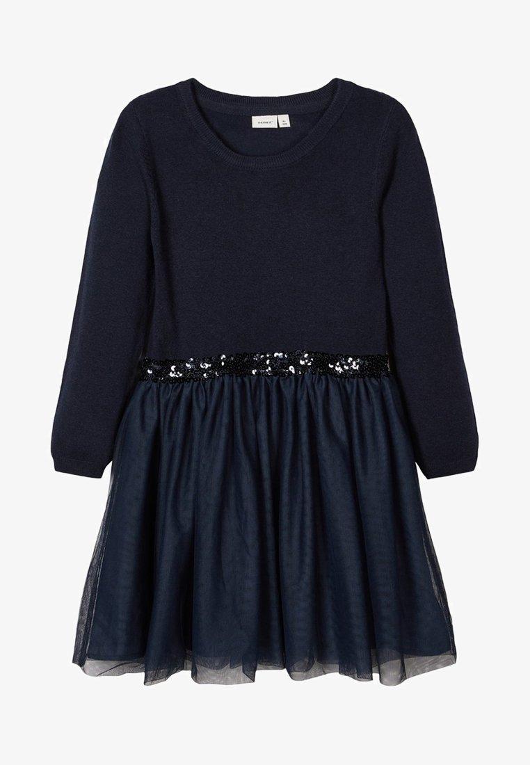 Name it - Cocktailkleid/festliches Kleid - dark sapphire