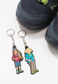 Lowa - INNOX PRO GTX MID JUNIOR UNISEX - Hiking shoes - stahlblau/limone - 6