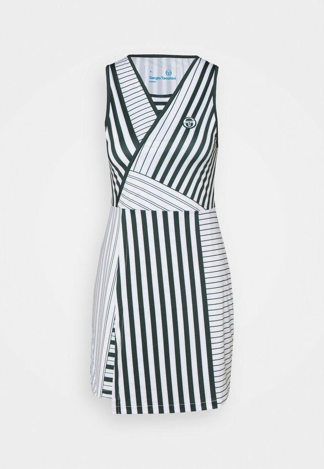 MELBOURNE DRESS - Abbigliamento sportivo - pine grove