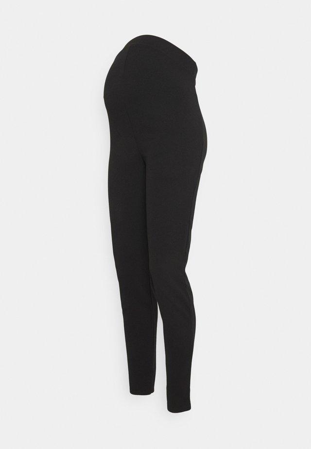 CIGARETTE TROUSER - Pantaloni - black