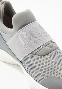 BOSS Kidswear - TURNSCHUHE - Slip-ons - mittelgrau - 2