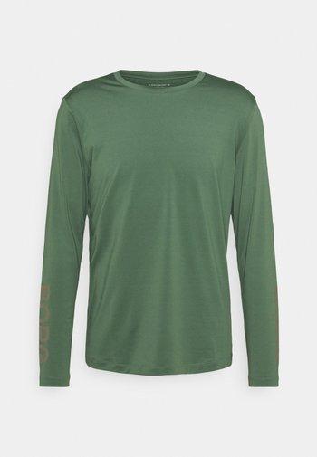 TEE - Bluzka z długim rękawem - duck green