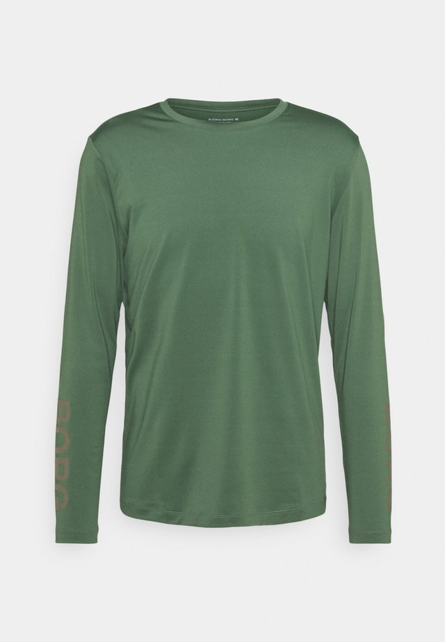 TEE - Maglietta a manica lunga - duck green