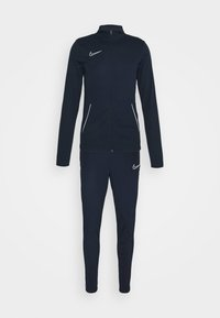 Nike Performance - DRY ACADEMY SUIT SET - Tuta - obsidian/white - 6