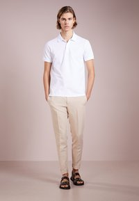 J.LINDEBERG - TROY CLEAN - Poloshirt - white - 1