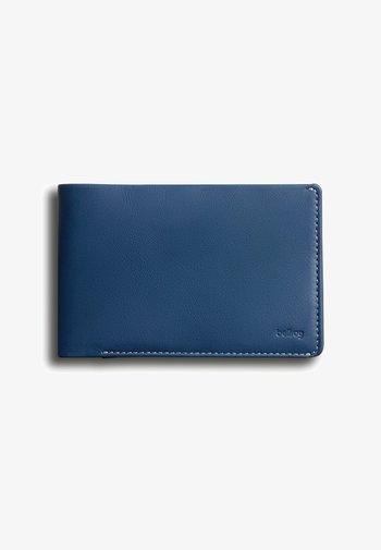 TRAVEL WALLET - Passport holder - marine blue