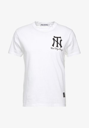 DARIUS - T-shirt con stampa - white