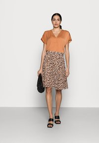 InWear - YASMEEN SKIRT - A-line skirt - natural forrest - 1