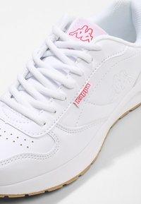 Kappa - BASE II - Walking trainers - white - 5