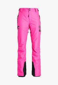 Superdry - Ski- & snowboardbukser - luminous pink - 7