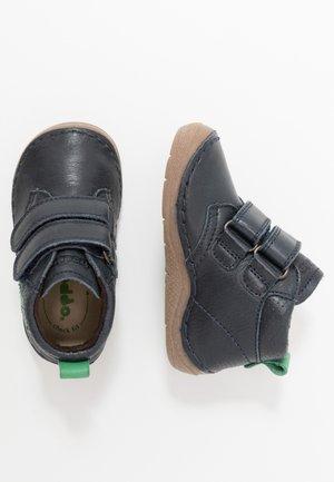 PAIX WIDE FIT - Dětské boty - dark blue