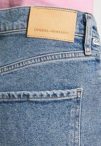 Citizens of Humanity - EVA - Džíny Straight Fit - mirja vint indigo - 5