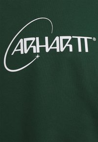 Carhartt WIP - ORBIT - Sweatshirt - treehouse/white - 2
