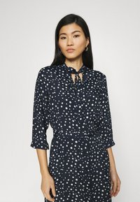 Seidensticker - MIDI - Shirt dress - navy - 3