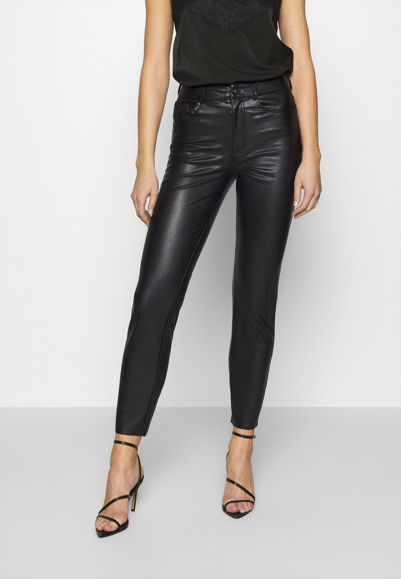ONLY - ONLEMILY - Trousers - black