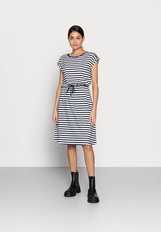 DRESS JANE - Jerseyjurk - navy