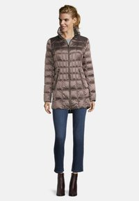 Gil Bret - Winter coat - deep taupe - 1