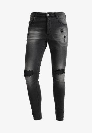 LUMOR - Jeansy Skinny Fit - grey wash