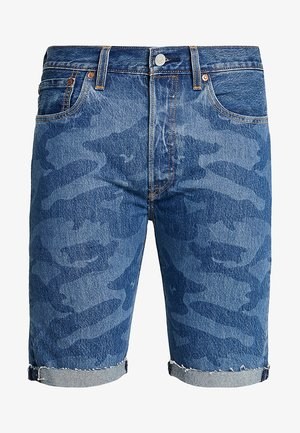 501® ORIG CUTOFF SHORT - Jeansshorts - blue denim