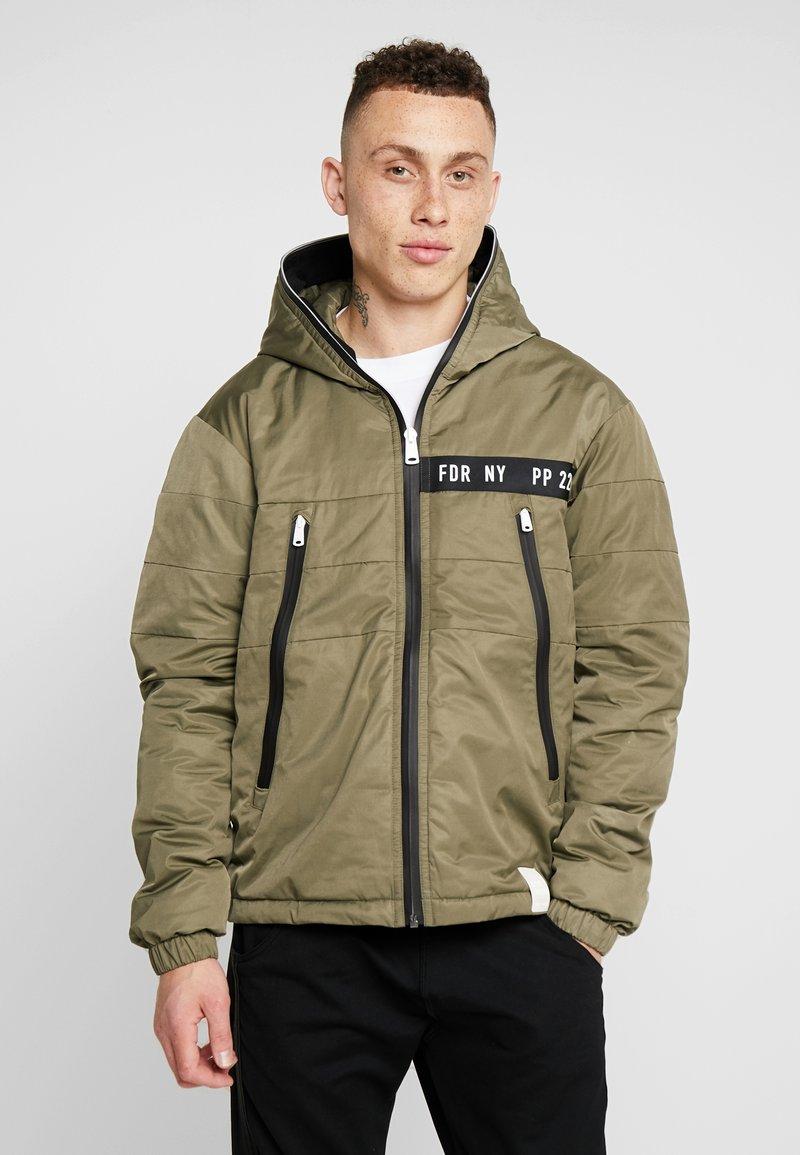 Replay Sportlab - Winter jacket - khaki