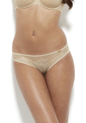 GLOSSIES LACE - Briefs - beige